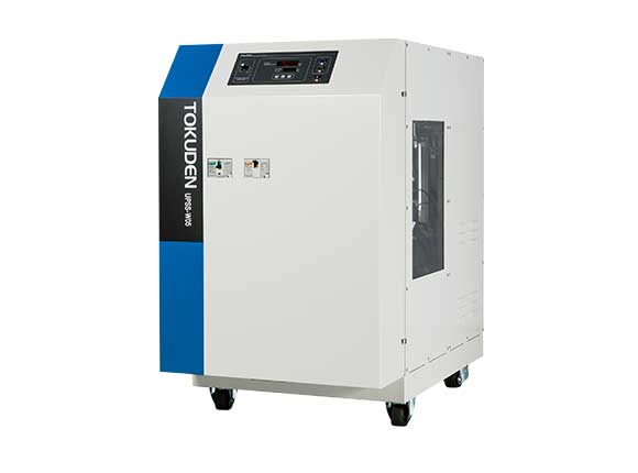 W Series|UPSS Superheated Steam Generator|Products|Tokuden Co., Ltd.